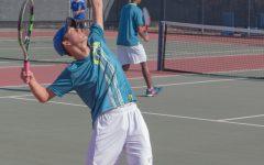 Men's Tennis shoots down Foothill Falcons