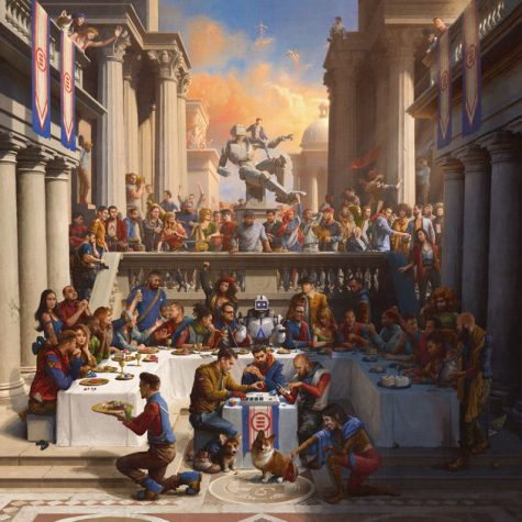 """Everybody"" hates Logic's new album"