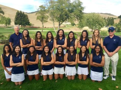 DVHS women's varsity golf repeats as league champions