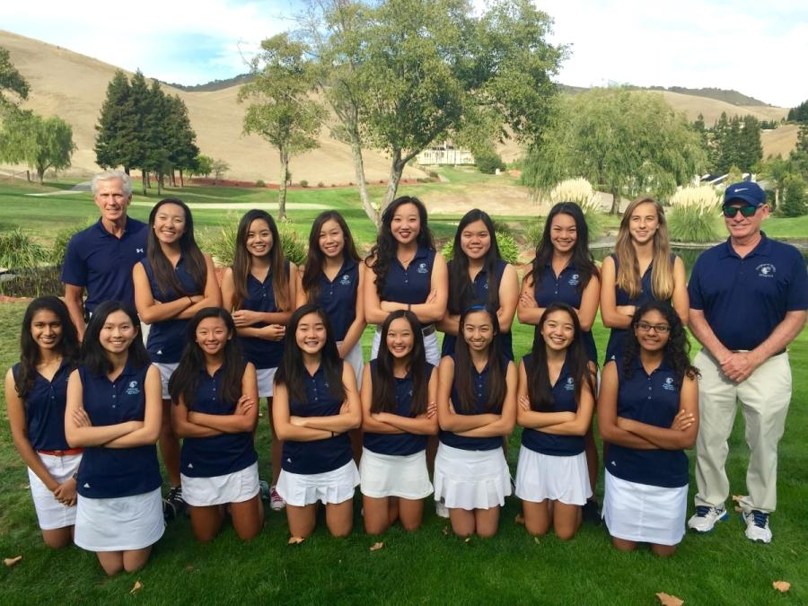 DVHS+women%E2%80%99s+varsity+golf+repeats+as+league+champions