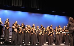 Choir shines in fall concerts with orchestra