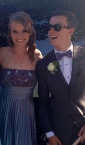 Couple of Interest: Sam Reitz and Kathleen Casey