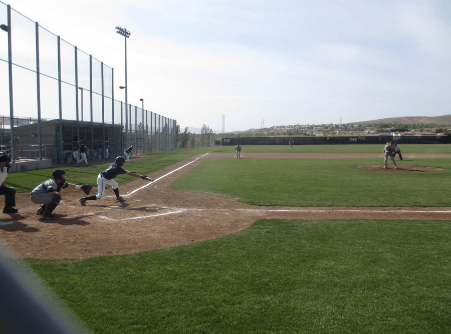 Wildcat baseball efforts fall short in league games