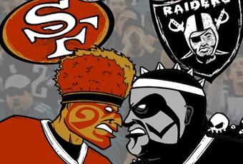 Bay Area's NFL Teams Face their Growing Pains