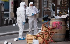 Series of Terrorist Attacks claim more than 120 lives in Paris