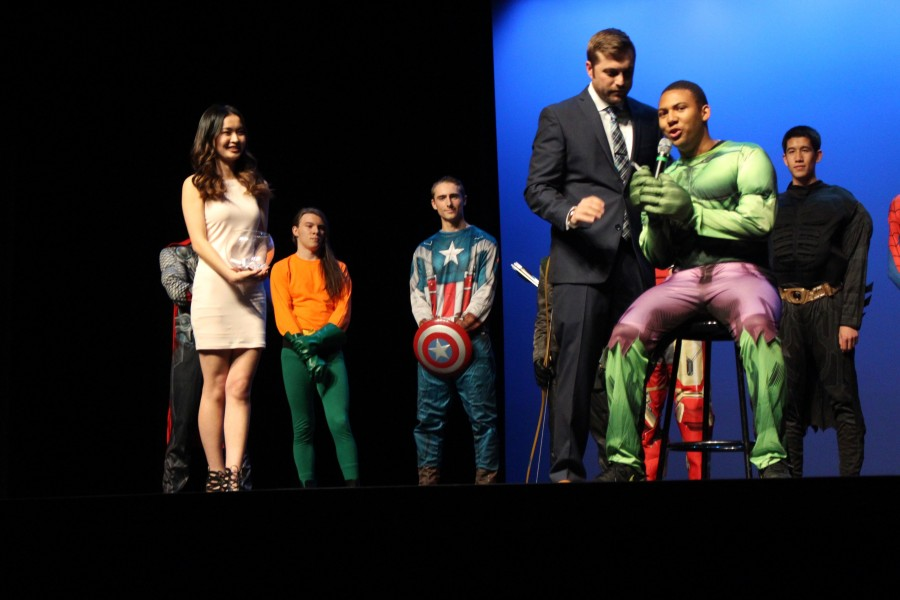 Mr. Wildcat show lives up to its heroic proportions