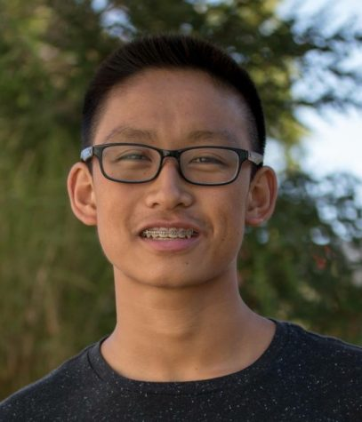 Photo of Brandon Shi