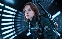 """Felicity Jones stars as the strong-willed heroine Jyn Erso in Gareth Edwards's new """"Star Wars"""" movie."""