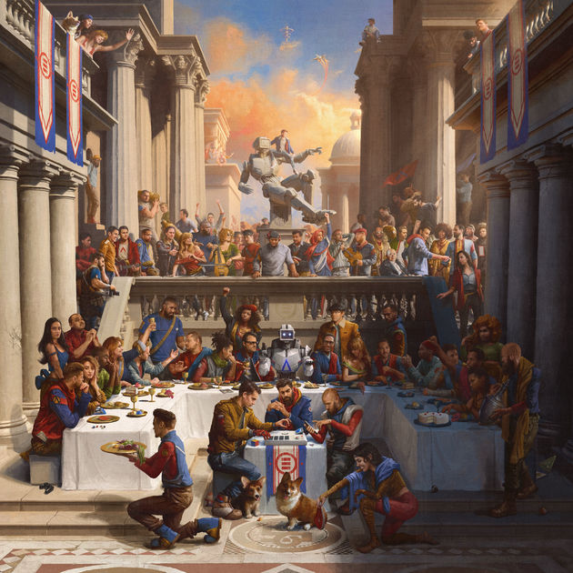 """""""Everybody"""" hates Logic's new album"""