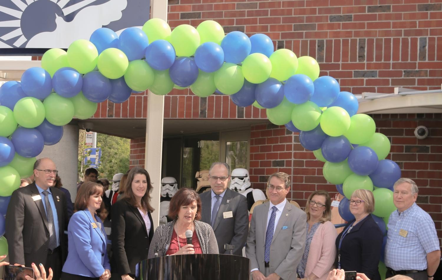 The San Ramon Library debuts a $6 million renovation with Stormtroopers, stories & sound