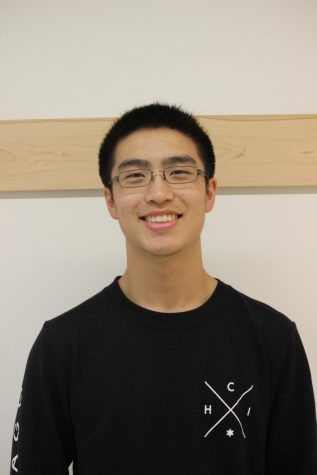 Photo of Daniel Shen