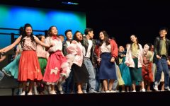 "DV's drama program provides a slick version of the classic ""Grease"""