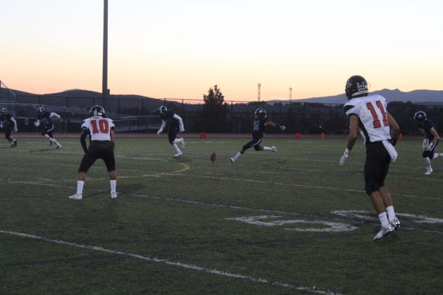 Dougherty Valley Varsity Football kicks off the season with two consecutive wins