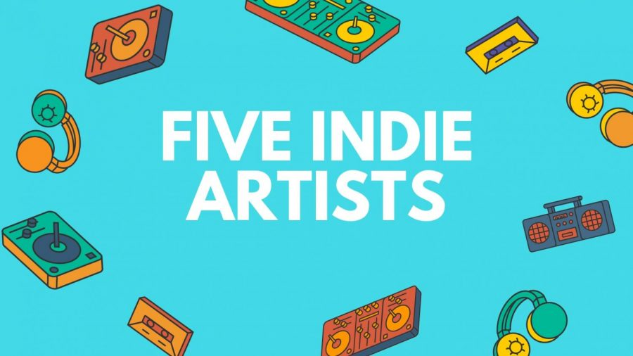 Indie Artists you should know