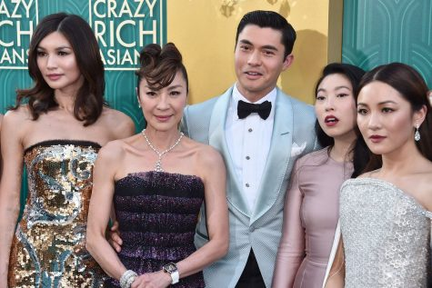 Crazy Rich Asians epitomizes the intersection of the East and the West