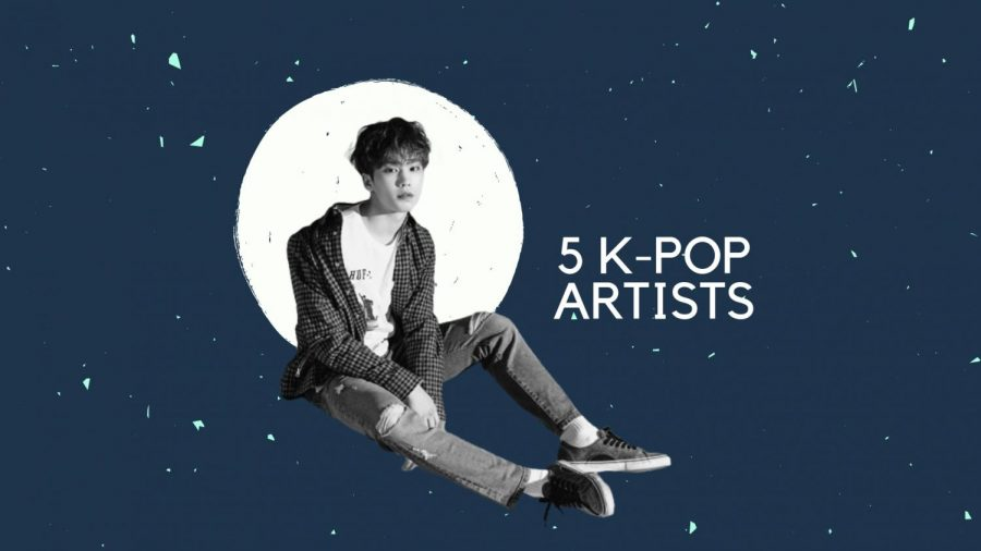 5 Artists You Should Know: K-pop edition