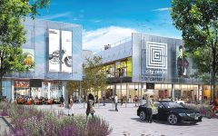 New Bishop Ranch shopping center to open Nov. 8
