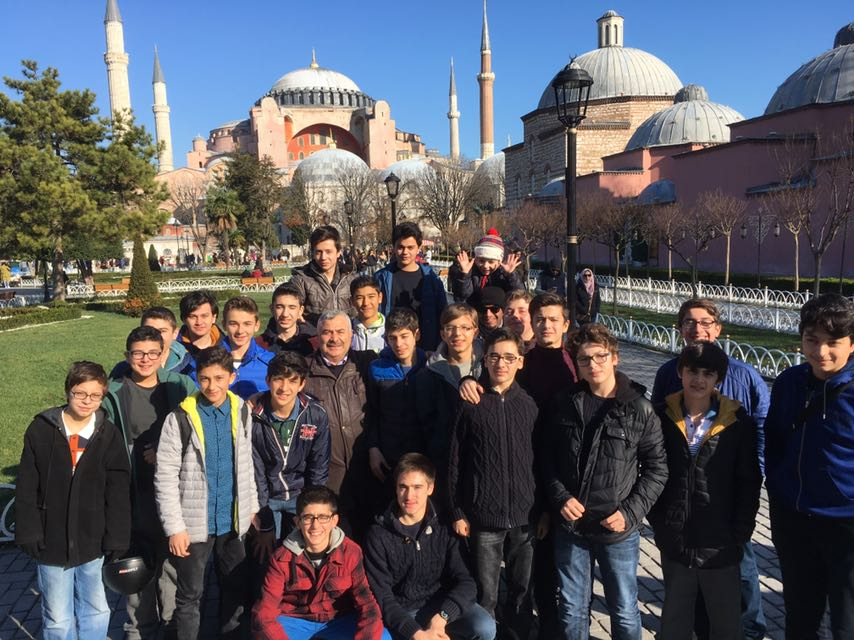 Ali had lived in the heart of Istanbul, Turkey, for nearly half of his life. Before immigrating to California, he attended Kadıköy Anadolu İmam Hatip Lisesi, a high school in Istanbul, for one year.