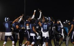 Football clinches playoff seed with victory over rival Gaels