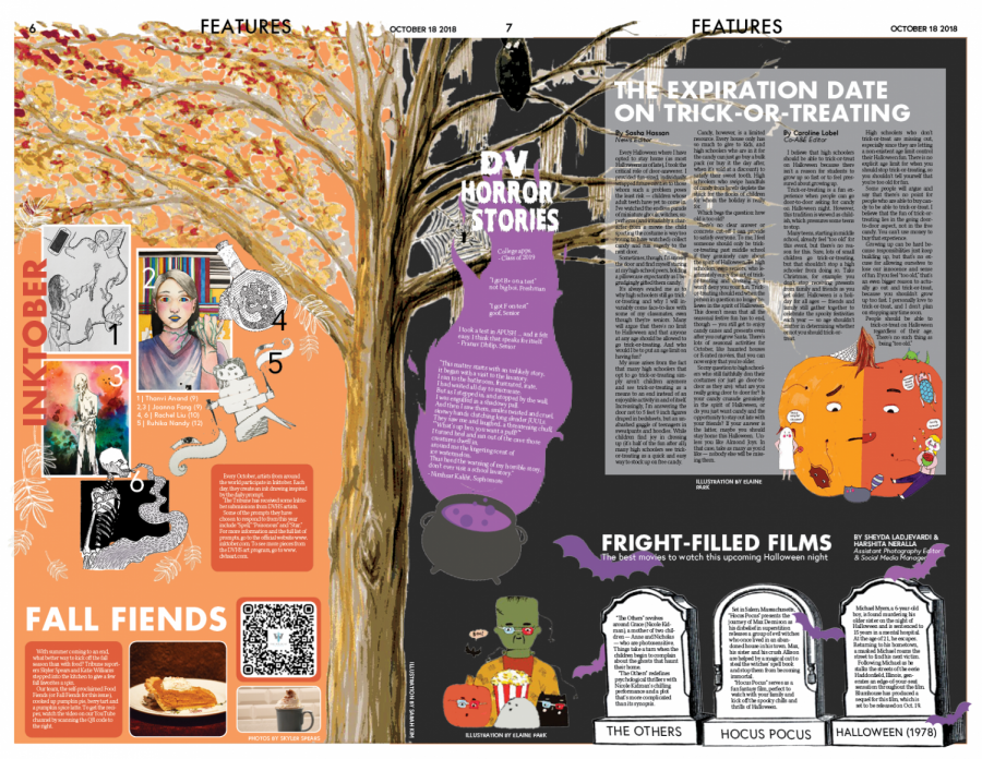 Page design by Features Editors Taylor Atienza & Megan Tsang.