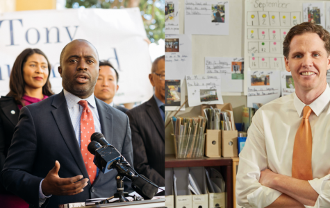 A look at California's superintendent candidates Tony Thurmond and Marshall Tuck