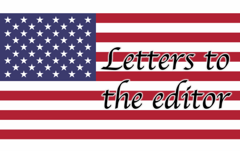 Letters to the editor from Dougherty Valley AP Government students