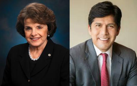 State Senator Kevin de León challenges U.S. Senator Dianne Feinstein