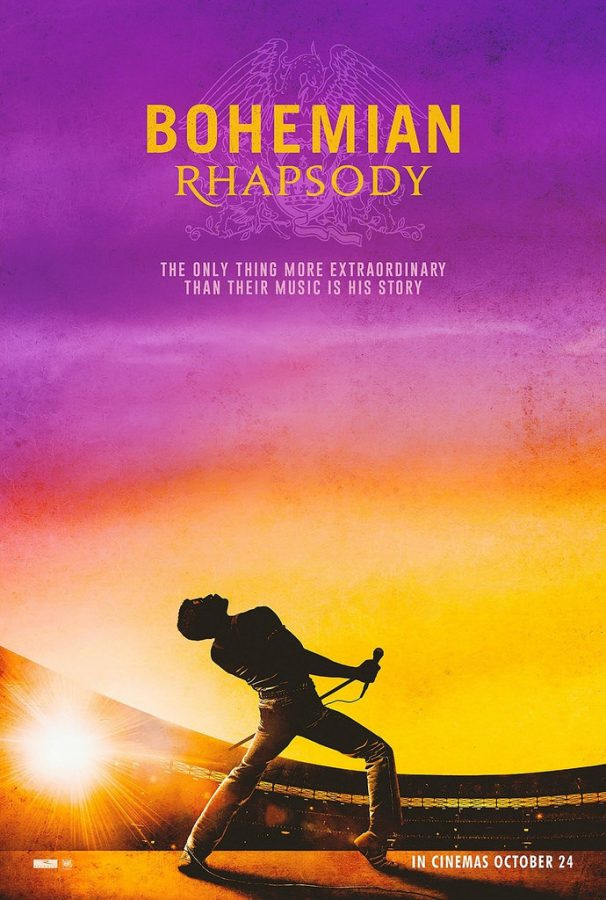 """Bohemian Rhapsody"" is a biopic following the life of Freddie Mercury, the lead singer of ""Queen.""  // FLICKR"