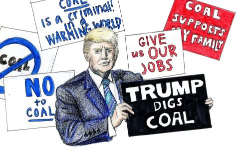 America's coal industries decline as mining jobs stagnate