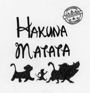 "Can Disney trademark ""Hakuna Matata""?"