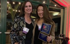 San Ramon Chamber of Commerce honors DV's Kelsey Wengel and Erin Ku