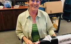 Librarian Mrs. Catherine Grijalva reflects on nine years spent at Dougherty