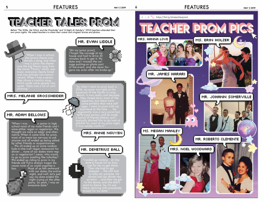 Page Design by Features Editors Taylor Atienza & Megan Tsang