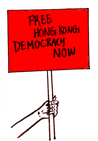 Protests in Hong Kong escalate as demonstrators call for democratic reforms