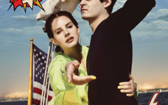 "Lana Del Rey exudes intimacy in ""Norman F*****g Rockwell!"""