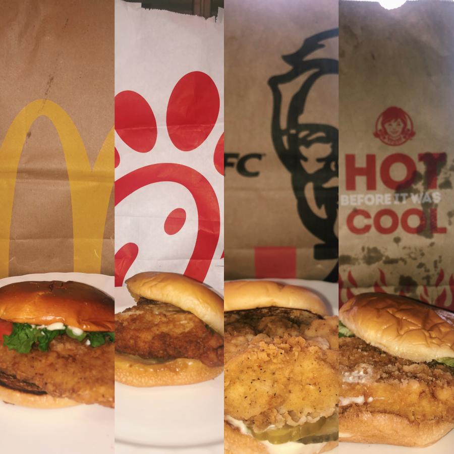 Which chicken sandwich reigns supreme?