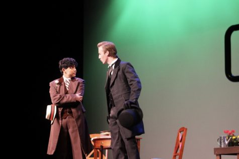 "Dougherty takes a creative spin on classic play ""The Importance of Being Earnest"""