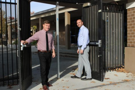 With confirmation from the SRVUSD Board of Education on Nov. 19, Evan Powell entered Dougherty Valley as permanent principal. Former principal Dave Kravitz is set to become SRVUSD