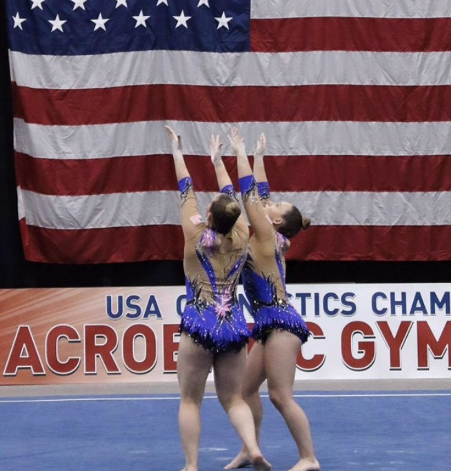 """Acro has impacted my life in many ways"""