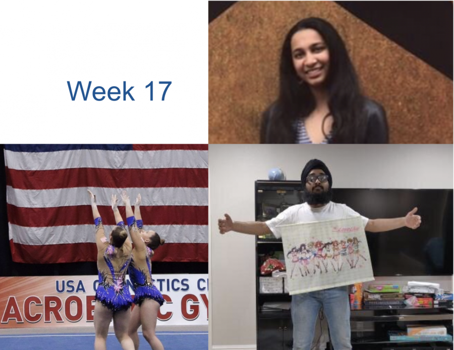 Humans of DV: Week 17