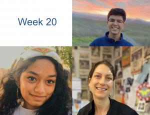 Humans of DV: Week 20