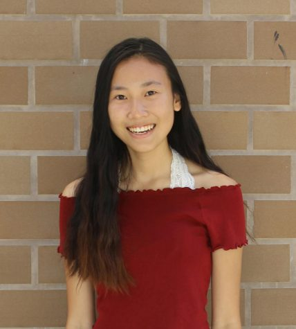 Photo of Hannah Wang