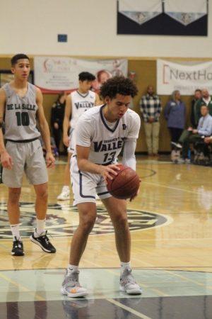 Men's Basketball surges past De La Salle and California