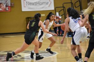 Women's Basketball goes 1-2 in early home league stretch
