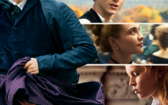 Saoirse Ronan plays a brilliant and bold Jo March // Sony Pictures