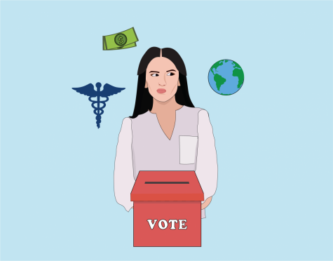 "Going into the 2020 elections, voters should consider policy positions on issues such as healthcare, the environment and the economy, rather than ""electability."""