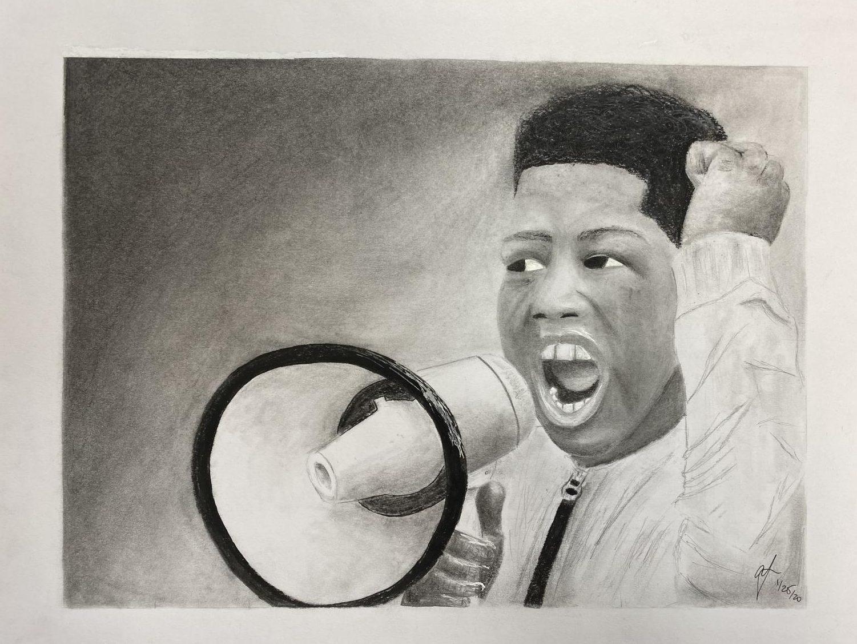 2020 Student Press Freedom Day Art Contest winners