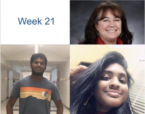 Humans of DV: Week 21