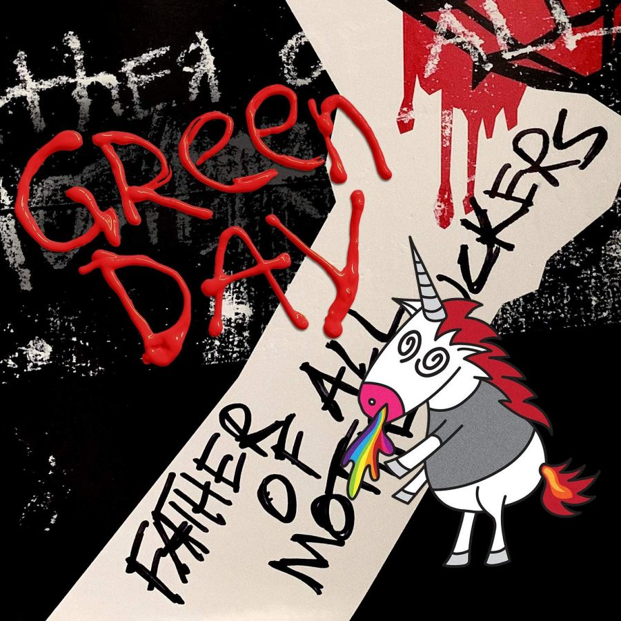 "Green Day's ""Father of All…"" disappoints with overbearing pop influences"