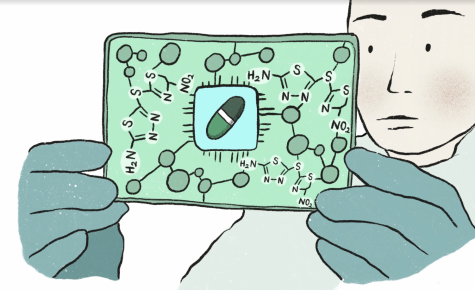 A novel AI paves the way for new antibiotic production